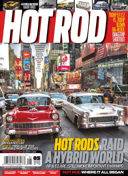 Hot Rod Cover - 5/1/2014