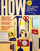 HOW Design Magazine 5/1/2014