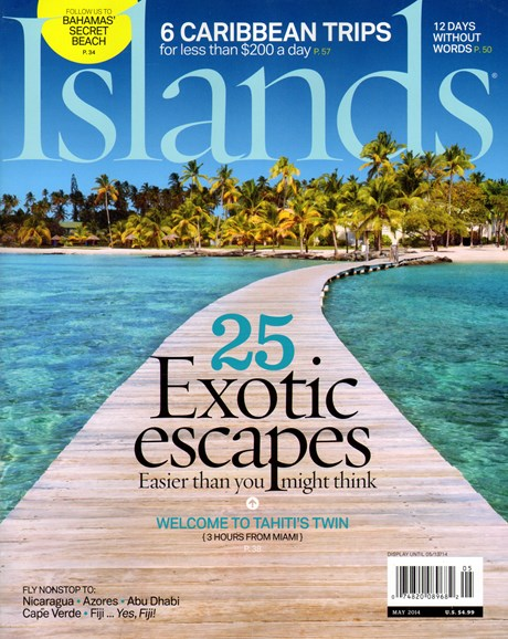 Islands Cover - 5/1/2014