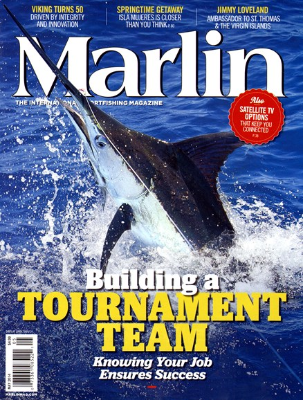Marlin Cover - 5/1/2014