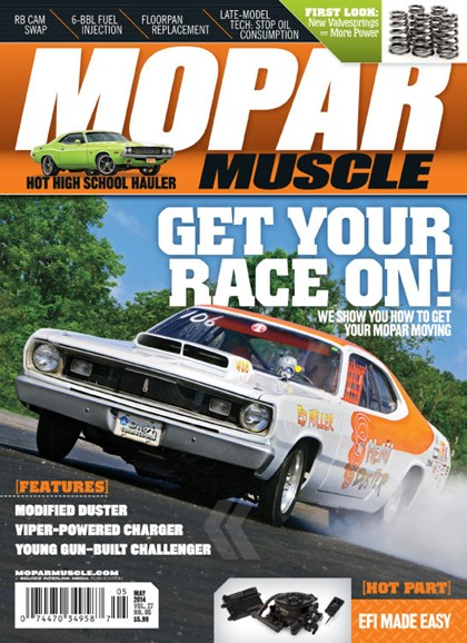 Mopar Muscle Cover - 5/1/2014