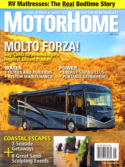 MotorHome Cover - 5/1/2014