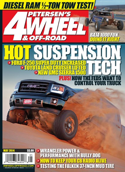 4 Wheel & Off-Road Cover - 5/1/2014