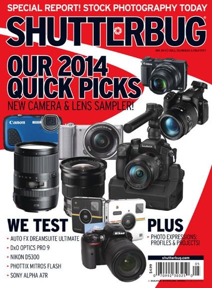 Shutterbug Cover - 5/1/2014