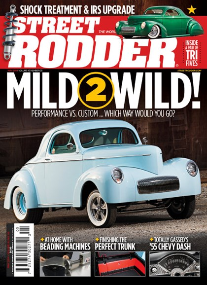 Street Rodder Cover - 5/1/2014