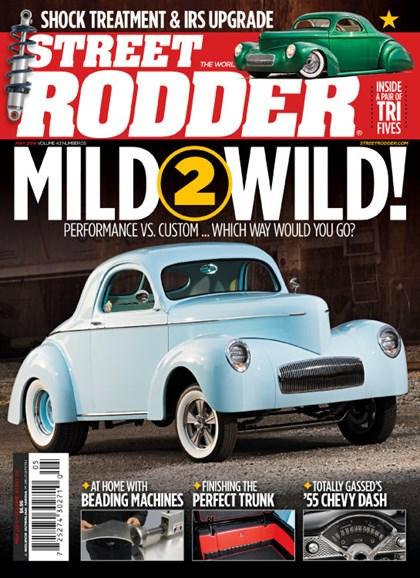 Street Rodder Cover - 5/1/2014