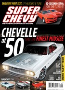 Super Chevy Magazine 5/1/2014