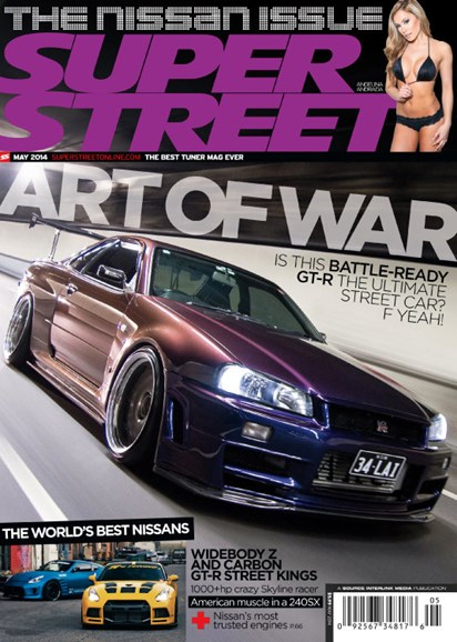 Super Street Cover - 5/1/2014