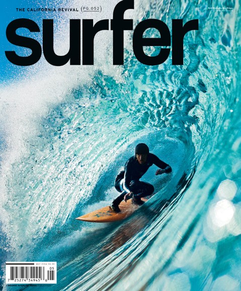 Surfer Cover - 5/1/2014