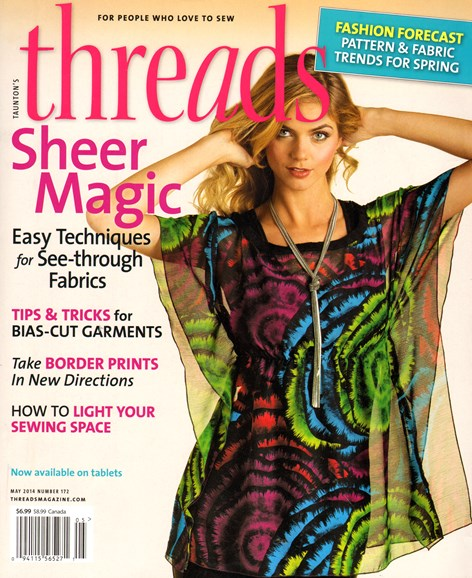 Threads Cover - 5/1/2014