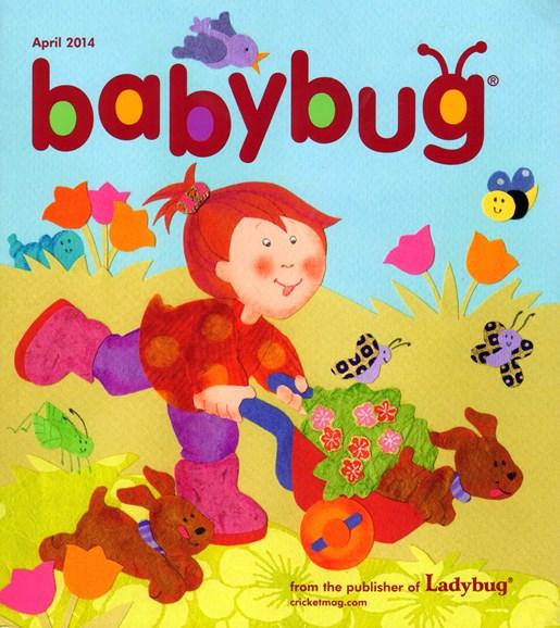 Babybug Cover - 4/1/2014
