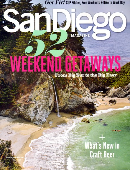 San Diego Cover - 5/1/2014