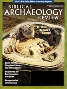 Biblical Archaeology Review Magazine 5/1/2014