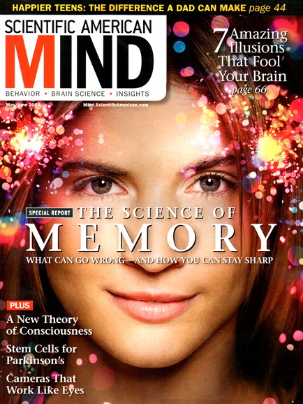 Scientific American Mind Cover - 5/1/2014