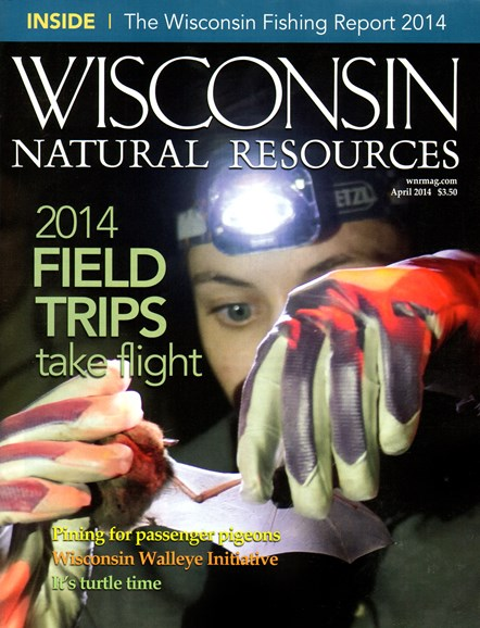 Wisconsin Natural Resources Cover - 4/1/2014
