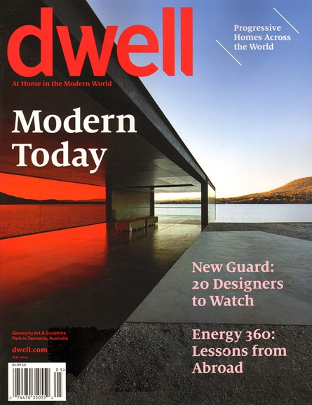 Dwell Cover - 5/1/2014
