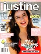 Justine Magazine 4/1/2014