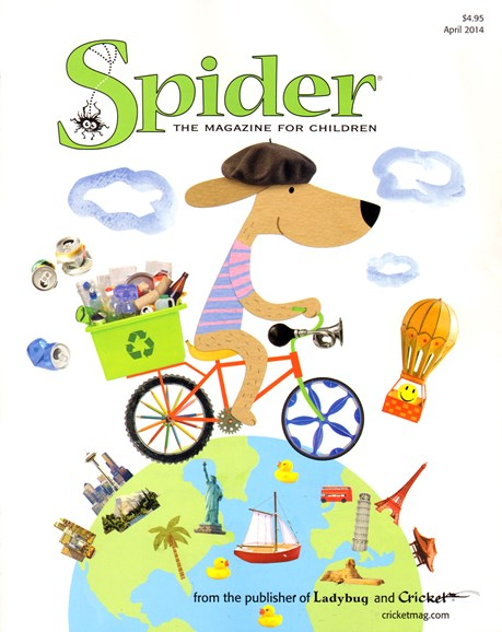 Spider Cover - 4/1/2014