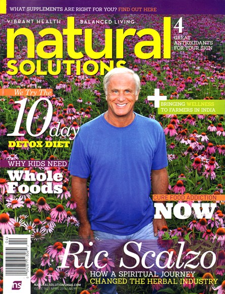 Natural Solutions Cover - 4/1/2014