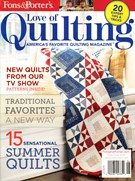 Fons & Porter's Love of Quilting 5/1/2014