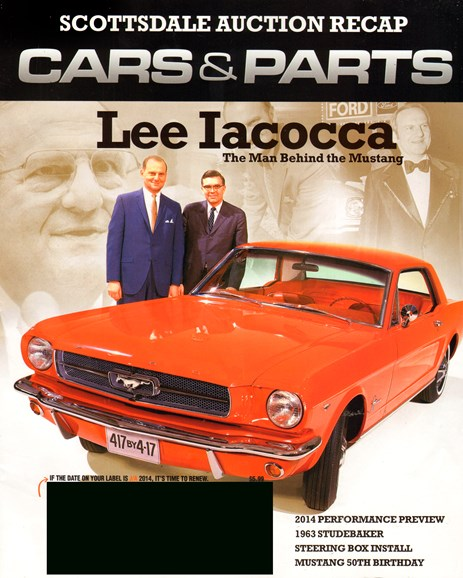 Cars & parts Cover - 6/1/2014