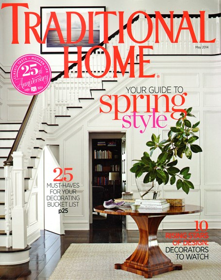 Traditional Home Cover - 5/1/2014