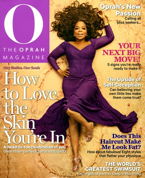 O The Oprah Cover - 5/1/2014
