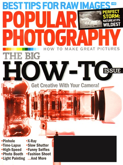 Popular Photography Cover - 5/1/2014