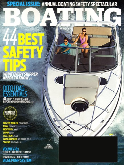 Boating Cover - 5/1/2014