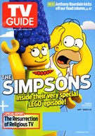 TV Guide Magazine 4/21/2014