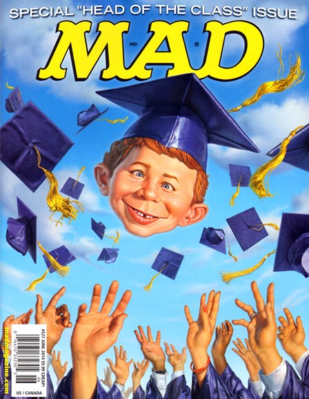 Mad Cover - 6/1/2014