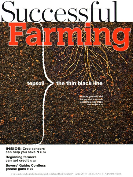 Successful Farming Cover - 4/1/2014