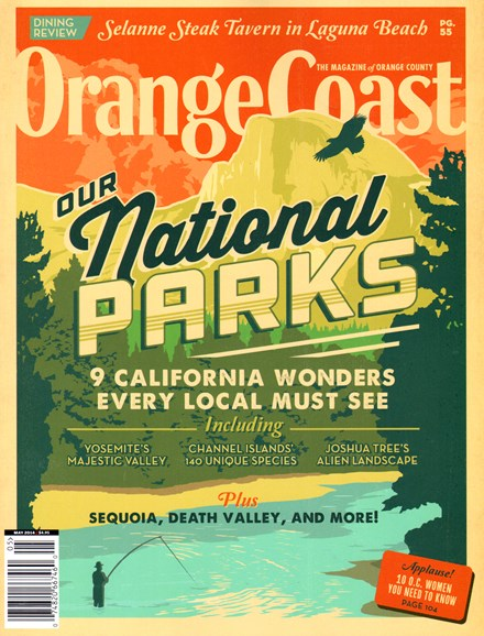 Orange Coast Cover - 5/1/2014