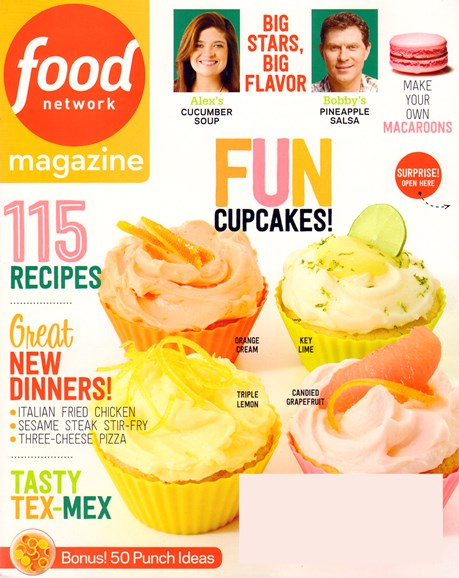 Food Network Cover - 5/1/2014