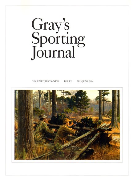 Gray's Sporting Journal Cover - 5/1/2014