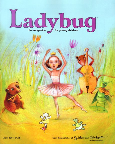 Ladybug Cover - 4/1/2014