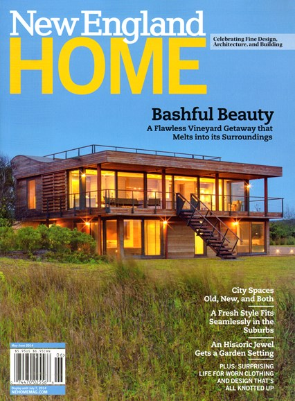 New England Home Cover - 5/1/2014