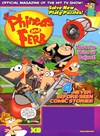 Disney Phineas and Ferb Magazine | 5/1/2014 Cover