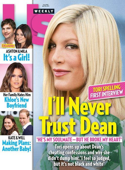 Us Weekly Cover - 4/28/2014