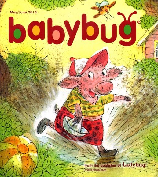 Babybug Cover - 5/1/2014