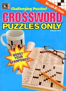 Herald Tribune Crossword Puzzles Magazine 8/1/2014