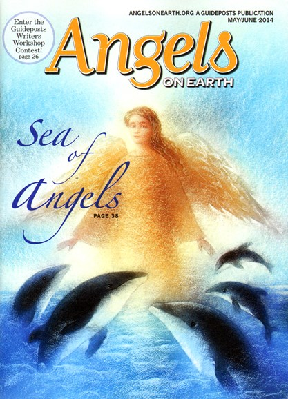 Angels on Earth Cover - 5/1/2014