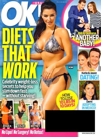 Ok! Cover - 4/21/2014
