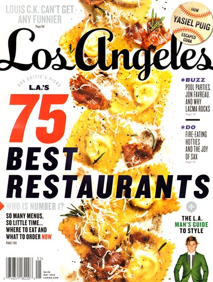 Los Angeles Cover - 5/1/2014