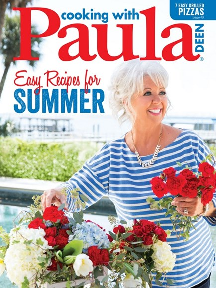 Cooking With Paula Deen Cover - 5/1/2014