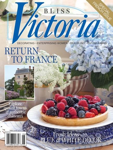 Victoria Cover - 5/1/2014