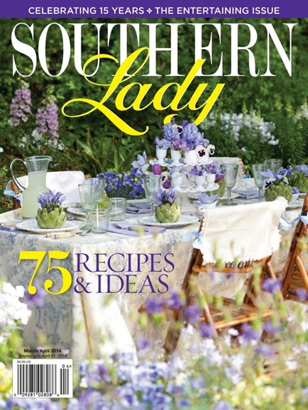 Southern Lady Cover - 3/1/2014