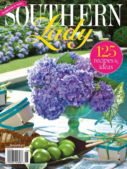 Southern Lady Cover - 5/1/2014