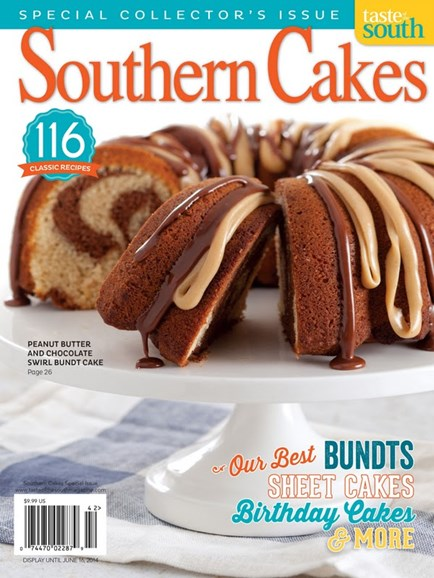 Taste of the South Cover - 4/1/2014