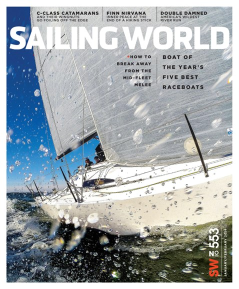 Sailing World Cover - 1/1/2014